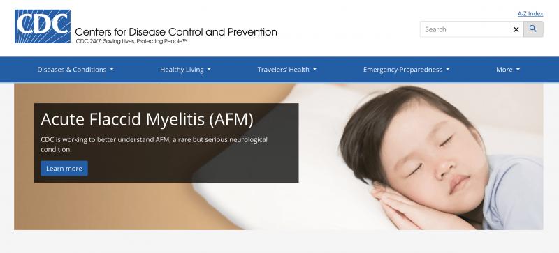 best colors for medical websites